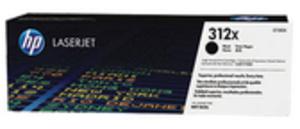 HP 312X Original Tonerkartusche schwarz hohe Kapazität 4.400 Seiten 1er-Pack CF380X