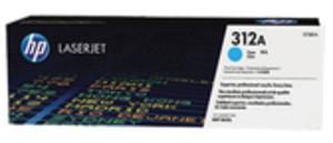 312A Original Tonerkartusche cyan Standardkapazität 2.700 Seiten 1er-Pack CF381A