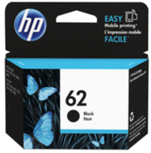 HP Ink/62 Black Cartridge C2P04AE