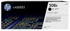 HP 508X Tonerkartusche schwarz 12.500 Seiten hohe Kapazität CF360X