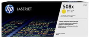 HP 508X Tonerkartusche gelb 9.500 Seiten hohe Kapazität CF362X
