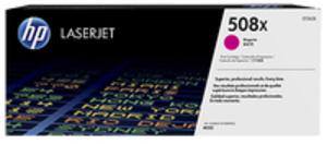 HP 508X Tonerkartusche magenta 9.500 Seiten hohe Kapazität CF363X