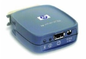 HP BT 1300 Bluetooth wireless print adap J6072A