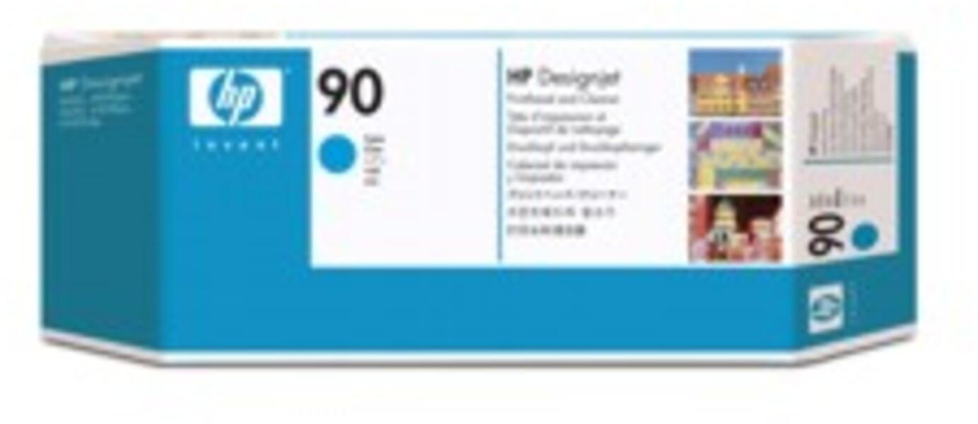 HP HP Printhead 90, cyan C5055A
