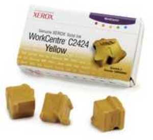 XEROX Xerox Colorstix, yellow XE108R662