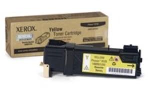 XEROX Toner cart yellow for Phaser 6125 106R1333