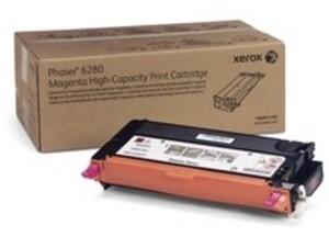 XEROX Toner/magenta 6000sh for Phaser 6280 106R1393