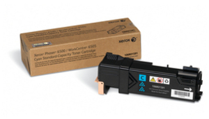 XEROX Toner/Cyan StdCap 6500 WC 6505 1000pages 106R1591