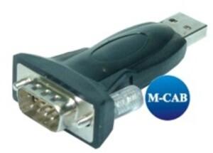 M-CAB USB 2.0 Adapter - Seriell 7100076