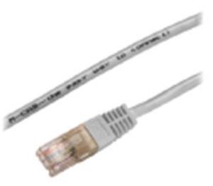 M-CAB CAT5e-U/UTP-PVC-2.00M-GRY 3124