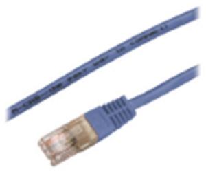 M-CAB CAT5e-U/UTP-PVC-0.50M-BLU 3131
