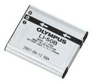 Olympus Lithium-Ionen-Akku LI-50B N3605992