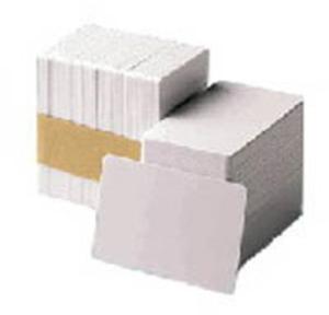 ZEBRA PVC KARTEN WEISS 500 KARTEN 104523-113
