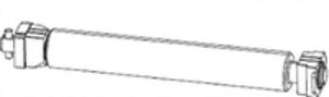 ZEBRA KIT MAINT SHAFT PLATEN ZM600 79816M