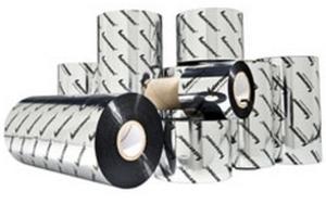 Intermec Honeywell, Thermotransferband, TMX 2010 / HP06 Wachs/Harz, 55mm, schwarz I90487-0