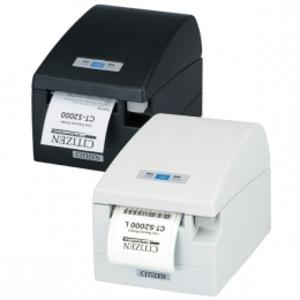 Citizen CT-S2000, USB, 8 Punkte/mm (203dpi), schwarz CTS2000USBBK
