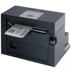 Citizen CL-S400DT, 8 Punkte/mm (203dpi), Cutter, ZPLII, Datamax, USB, RS232, Ethernet 1000835EC