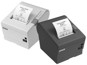EPSON TM-T88V, USB, Ethernet, dunkelgrau C31CA85041E