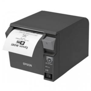 EPSON TM-T70II, USB, WLAN, dunkelgrau C31CD38032WR