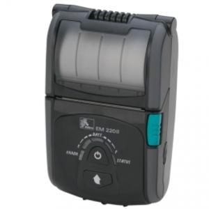 Zebra EM220II, 8 Punkte/mm (203dpi), USB, WLAN W2B-0UG0E060-00