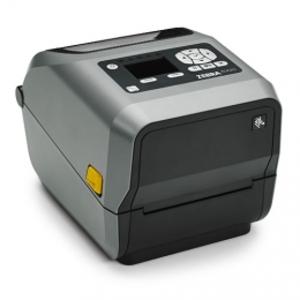 ZEBRA ZD620d, 8 Punkte/mm (203dpi), RTC, EPLII, ZPLII, USB, RS232, BT, Ethernet, WLAN, grau ZD62042D0EL02EZ