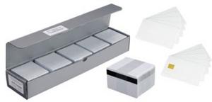 Evolis Plastikkarten, 500er-Pack C4001