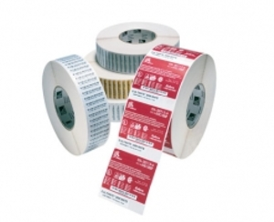 NAKAGAWA Etikettenrolle, Thermopapier, abziehbar, 56x25mm NTL60R56x25
