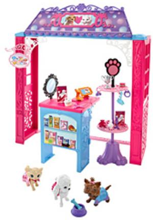 Barbie Barbie Malibu Ave Tierhandlung CCL73