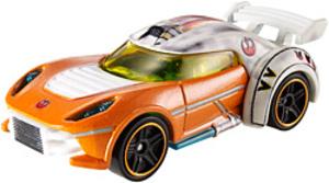 Hot Wheels Fisher-Price Character Car Luke Skywalker CGW38