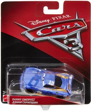 Matchbox Disney Cars Die-Cast DXV42