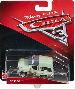 Matchbox Disney Cars Die-Cast Roscoe DXV62