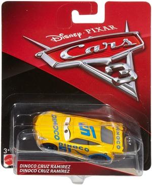 Matchbox Disney Cars Die-Cast Dinoco Cruz Ramirez DXV71