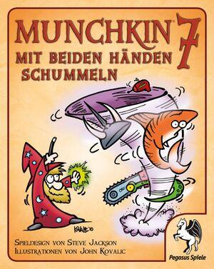 Pegasus Spiele Munchkin 7: Mit beiden Händen schummeln 17217G