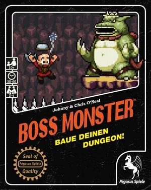 Pegasus Spiele Boss Monster 17560G