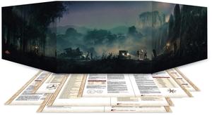 Pegasus Spiele Cthulhu Spielleiter-Sichtschirm 40038G
