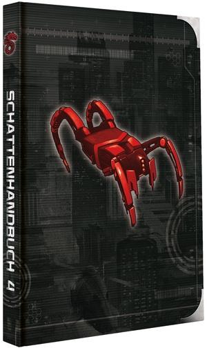 Pegasus Spiele Shadowrun: Schattenhandbuch 4 *Limitierte Ausgabe* 45072G