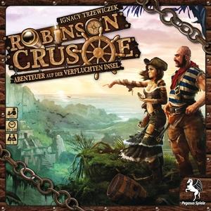 Pegasus Spiele Robinson Crusoe - Abenteuer auf der Verfluchten Insel 51945G