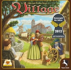 Pegasus Spiele Village