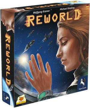 Pegasus Spiele Reworld 54543G