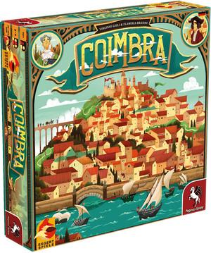 Pegasus Spiele Coimbra (eggertspiele) 54564G