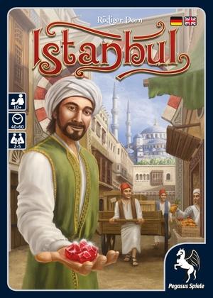 Pegasus Spiele Istanbul, deutsch 55115G