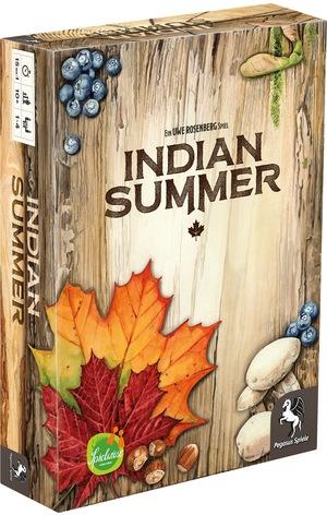 Pegasus Spiele Indian Summer (Edition Spielwiese) 59020G