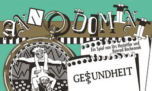ABACUSSPIELE Anno Domini Gesundheit *Neu* 9161