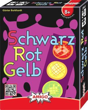 AMIGO Schwarz Rot Gelb (d) 1663
