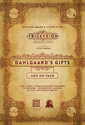 APE Games Trickerion: Dahlgaard's Gifts Expansion APE02501