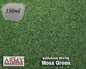 The Army Painter Army Painter Moss Green Basing ARM04105