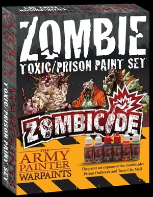 The Army Painter Army Painter - Zombicide Toxic Paint Set ARM08008