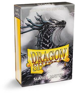 Arcane Tinmen Dragon Shield: Japanese Matte Magenta (60 Stück) ART11126