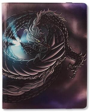 Arcane Tinmen Dragon Shield: 18-Pocket Portfolio Binder - Tao Dong (Black) ART34702