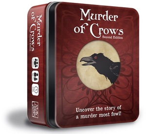 Atlas Games Murder of Crows 2nd Edition ATG01342